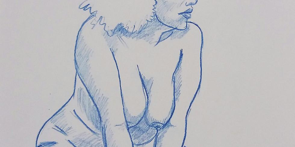 A Figura Humana - o corpo feminino nu