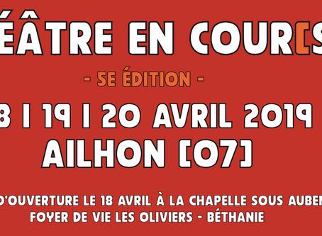 Les 19 & 20 avril... Ailhon(s) dans la rue !