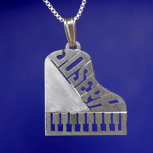 PNO 2 Piano pendant.