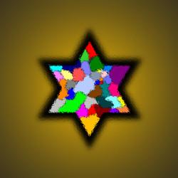 hebrew-star_print_art