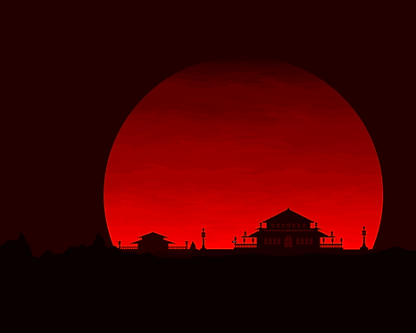 Sunset art 8