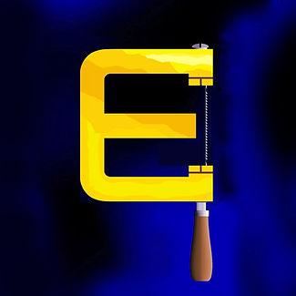 ely_art_logo_saw-frame_art_color_print