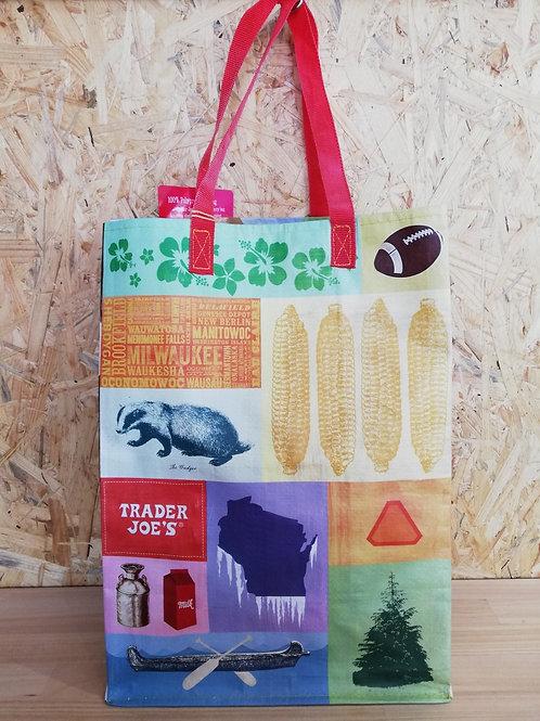 Trader Joe's reusable bag Wisconsin