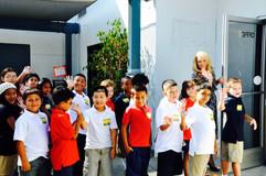 CJM Lisa Petterson - 3rd grade tour_2012