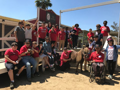CJM Outreach_ASD Horseday Group Picture