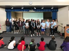 CJM Outreach with WHS Mentors - Cindy Ya