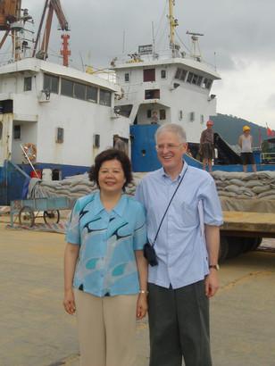 Ed Durgin - Ms. Xie Deputy Director CIQ