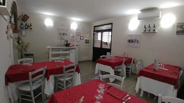 Sala Interna Casale Tuscolano