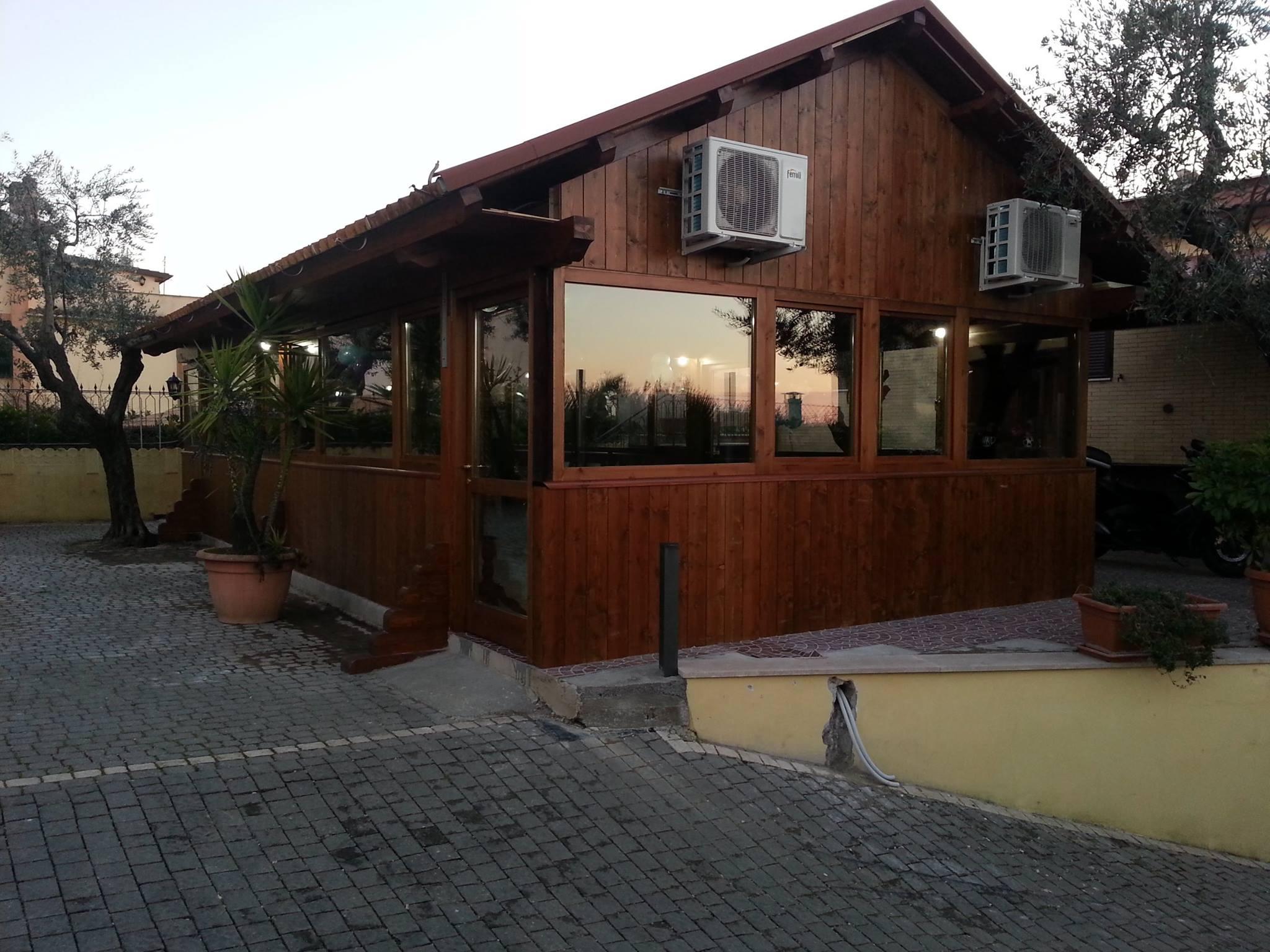 Sala Feste Frascati Colle Pizzuto