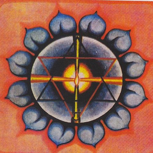 Atelier Ahahata basic (chakra du coeur) n°4