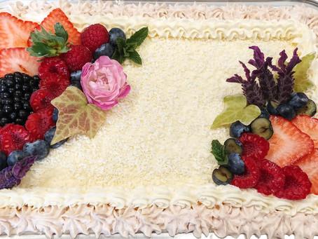 Birthday cake of the day