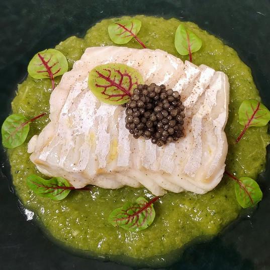 Cod and Caviar
