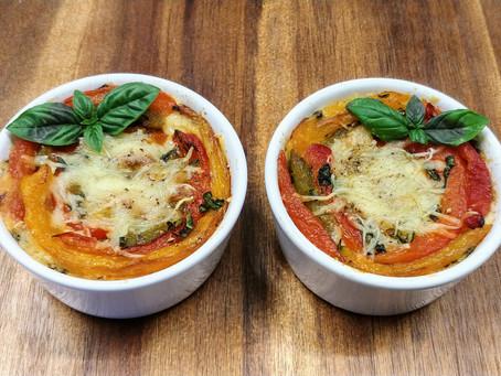 Peperoni mix as starter