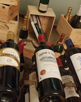 The secrets of wines