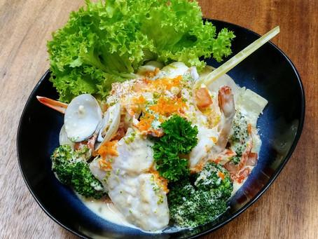 Thai bouillabaisse