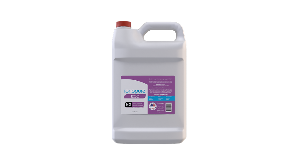 Ionopure Disinfectant - 3.5 Liter
