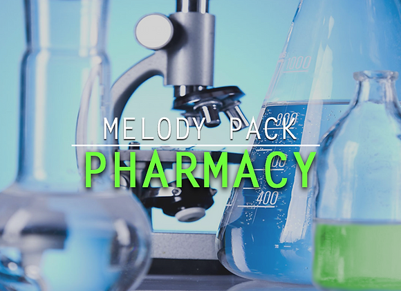 PHARMACY - Melody Pack