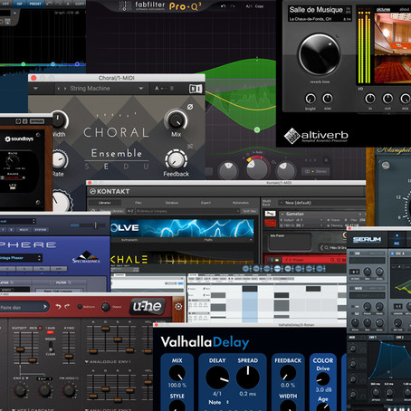 Top 5 VST's For Producers In 2020