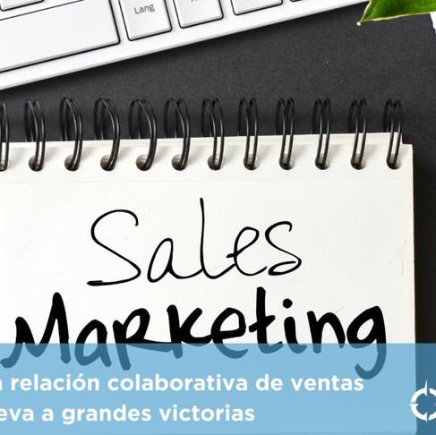 Fomentar una relación colaborativa de ventas y marketing lleva a grandes victorias
