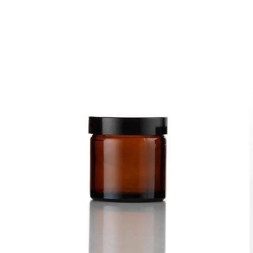 Amber Jar 60ml/85gr