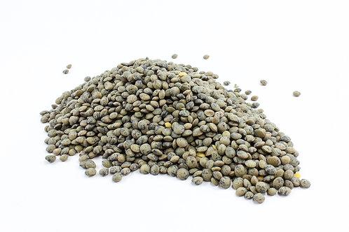 Organic Lentils French Type 500g (£0.70/100g)