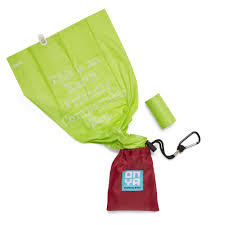 Onya Dog Waste Bags & Pouch