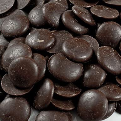 Organic Belgian Dark Chocolate Buttons 58% 250g (£1.95/100g)