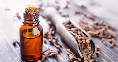 Organic Clove Bud Essential Oil 10g (£2.81/10g)
