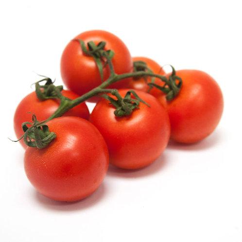 Organic Large Vine Tomatoes 4x pack (£0.78/100g)