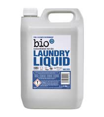 Bio D Laundry Liquid 1kg in Glass Bottle (£0.57/100g)