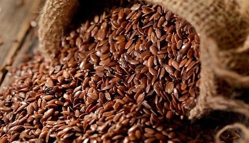 Organic Brown Linseeds 200g (£0.33/100g)