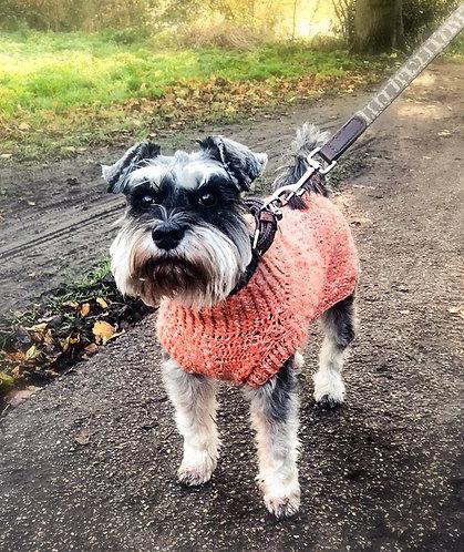 Knitted Dog Jumper | Medium