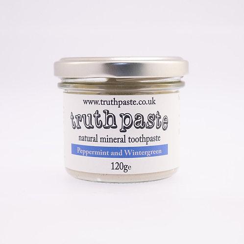 Truthpaste Original: Peppermint & Wintergreen 120g
