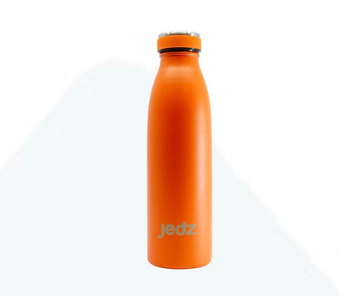 Jedz bottle 500ml orange