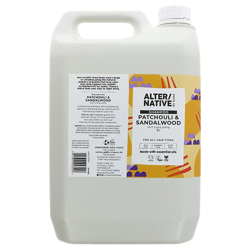 ALTER/NATIVE Patchouli Sandalwood Conditioner 500ml (£1.21/100g)
