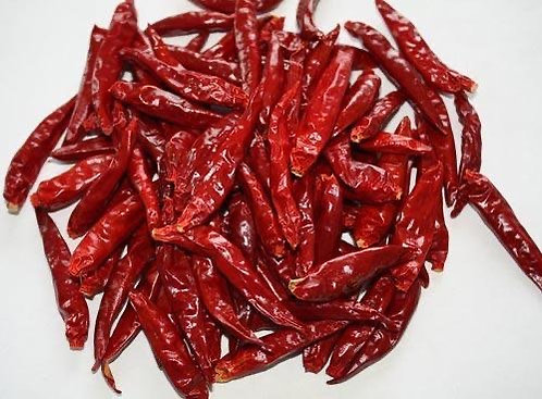 Chillies Whole 40g (£1.86/100g)