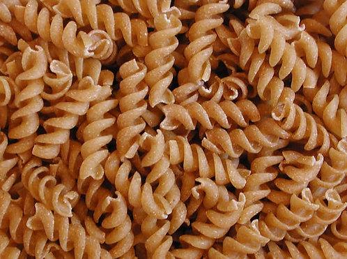 Organic Wholewheat fusilli 500g (£0.38/100g)