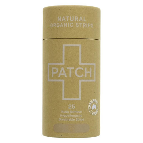 Organic Patch plasters Natural