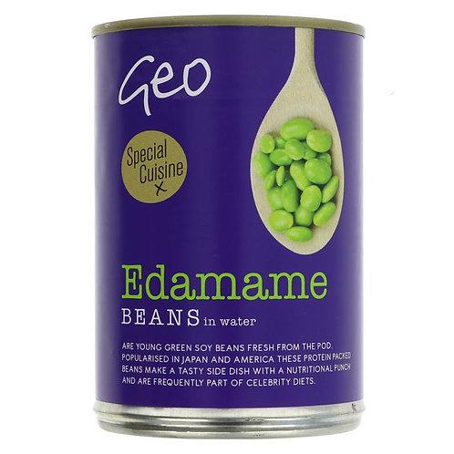 Geo Edamame Beans in Water 400g