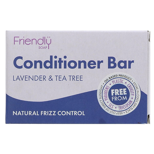 Friendly Lav&TeaTree Solid CONDITIONER