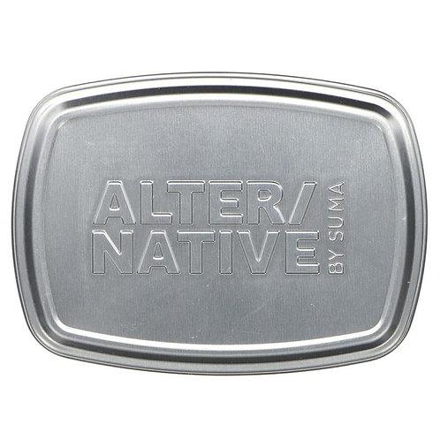 Travel Soap Tin ALTER/NATIVE