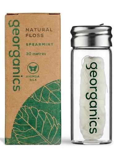 GEORGANICS Natural Silk Floss - Spearmint
