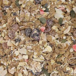 Organic Muesli Berry Crunch 500g (£1.08/100g)