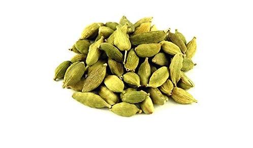 Organic Cardamom Pods 20g (£12/100g)