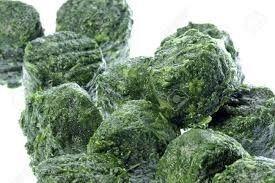 Organic Frozen Spinach 500g (£0.39/100g)