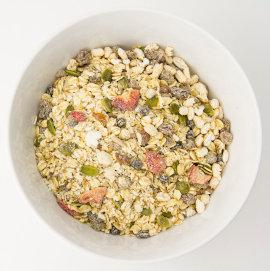 (Free From) Organic  Luxury Fruit, Seeds & Nut Muesli 500g (£0.87/100g)