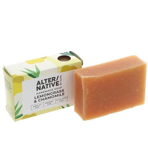 ALTER/NATIVE Chamomile & Lemongrass Soap Bar 95g