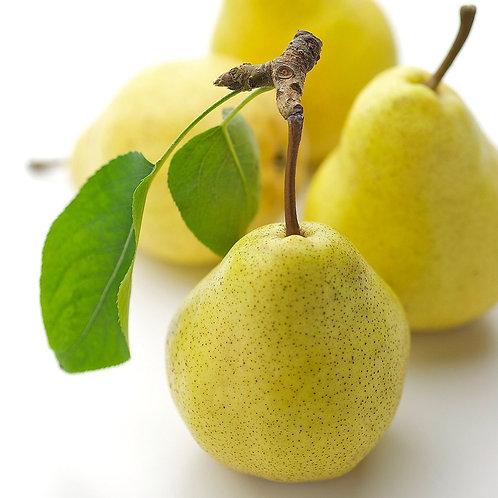 Organic Pears Williams 450g (£0.45/100g)