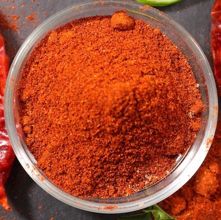 Organic Cayenne pepper 40g (£3.00/100g)
