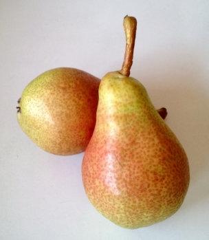 Organic Pears Carmen Small 450g (£0.42/100g)